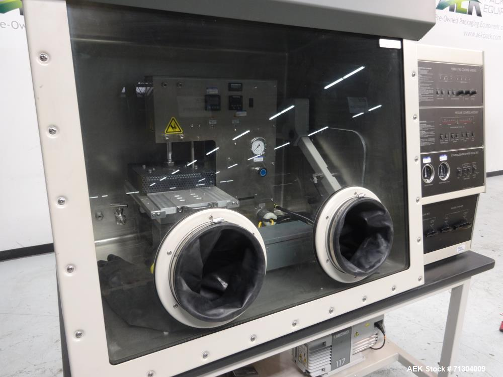 Used- Labconco Controlled Atmosphere Glove Box