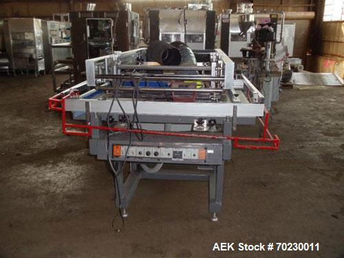 Used- Lawson Screen ProductsType MUSTANG Model 3040 Flat Bed Press