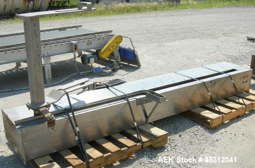 Used- MTC (Materials Transportation Co.) Cart Lifter, model HLC-1