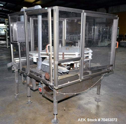 Used- Integrated Packing Depucking Station
