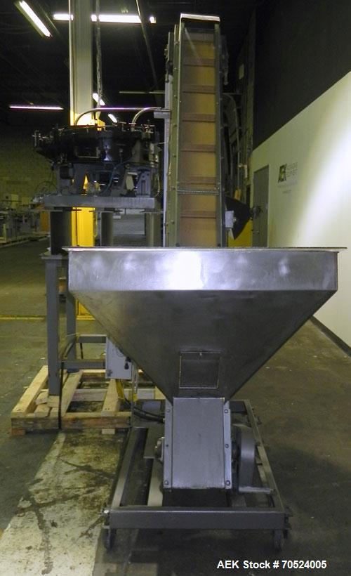 Used- Stromag Model 30 Vibratory Bowl Feeder