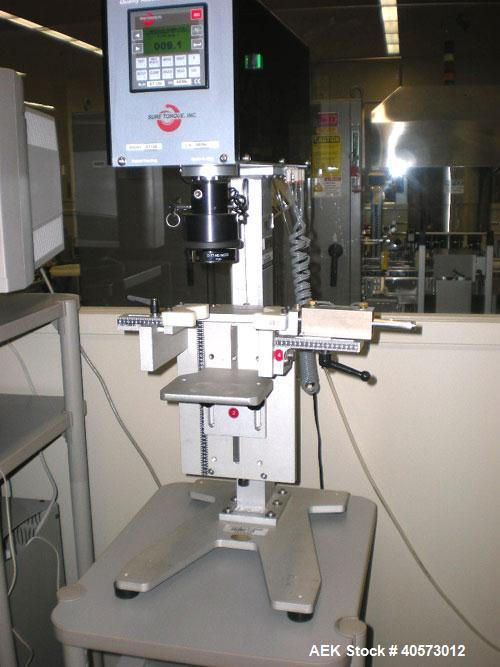 Used- Sure Torque ST-100 Electronic Torque Tester. Specifications:  Measurement Torque Range: 0 - 100 in-lb (11.3 Nm) Applie...