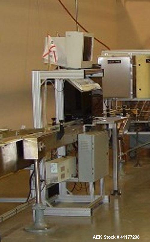 Used- Systech UV Label Detection System
