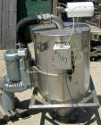 Used- Stainless Steel Product Hopper