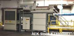 Used- Alvey Model 880 High Level Palletizer.