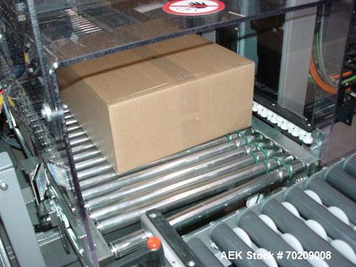 Used- Cermex Sidel P922 Gantry Style Palletizer