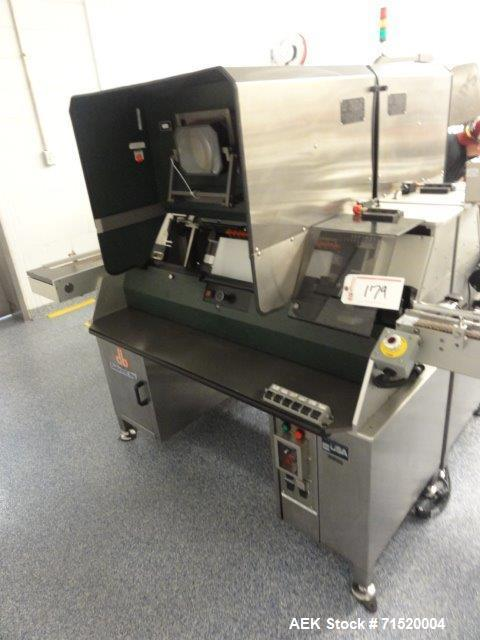 Used- Dabrico Inc. Model DI100 Vial Inspection System