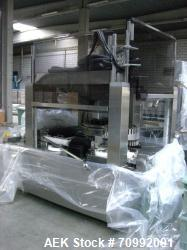 Used- Eisai type EIS 596 vial inspection machine