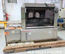 Used- EISAI Type EIS596 Vial Inspection Machine.