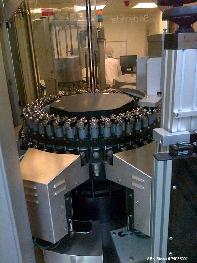 Used- Seidenader Automatic Syringe Inspection Unit, Model SI-20