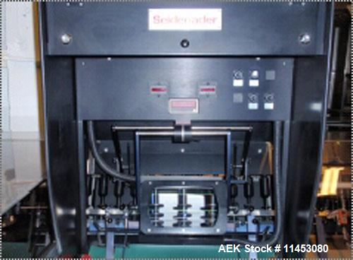 Used-Seidenader Inspection Unit, Model V90-AVSB/60-LR