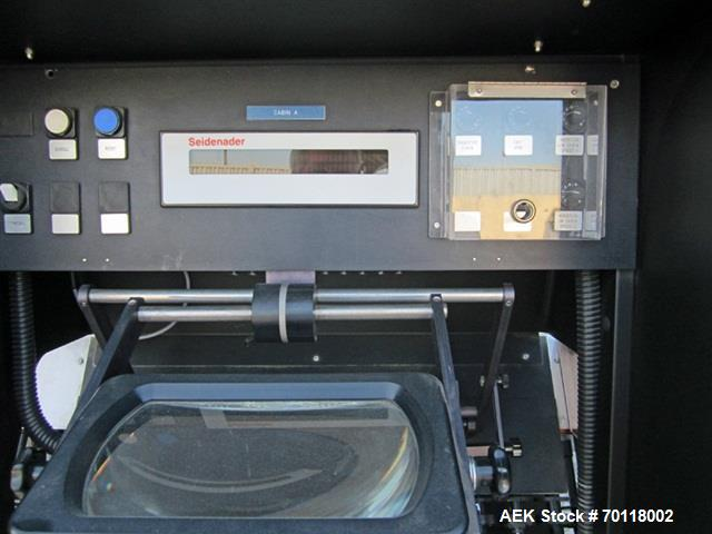 Used- Seidenader V90 AVSB