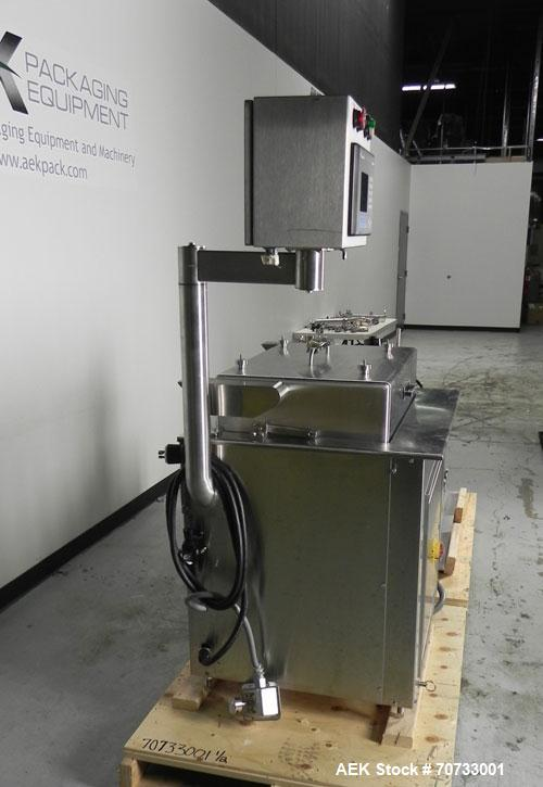 Used- Cozzoli Washer GW 24 262