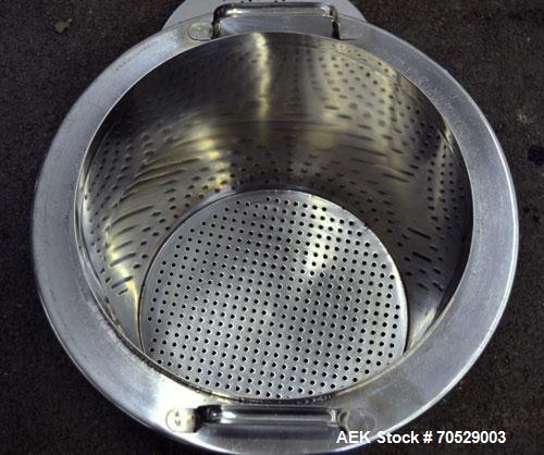 Used- Schubert Co Capsolut Washers/Rinser