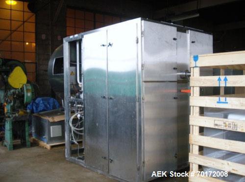 Used- Smeja Stopper Washer, Model WSTB-SST-HTA-RTA-200AE-AB 5/25