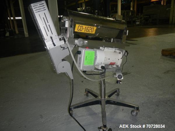 Used- MG America Capsule Polisher, Model GTS/E
