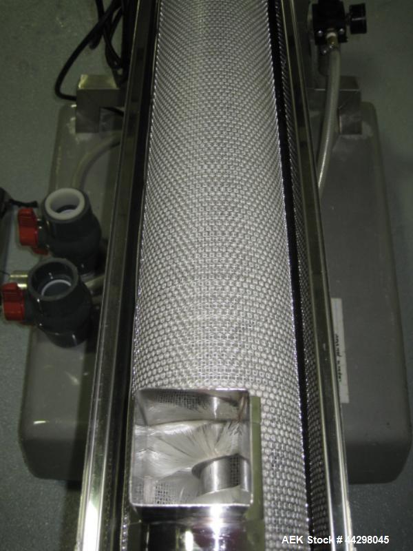 Used- Stainless Steel Key Capsule Polisher, Model CP350,