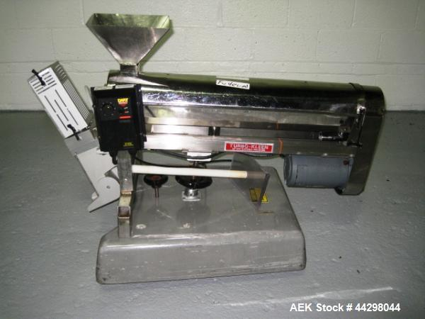 Used- Stainless Steel Key Capsule Polisher, Model CP300