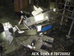 Used- Stainless Steel Sanpharm Deduster, model TD101-L