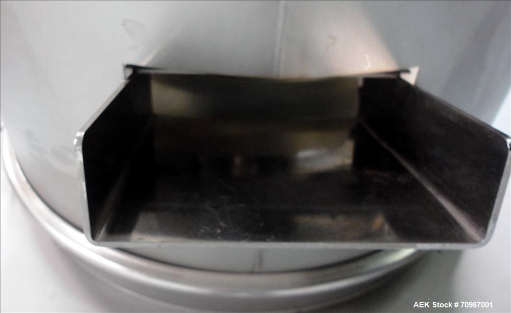 Used- Pharma Technology Model DV 250 Tablet DeDuste