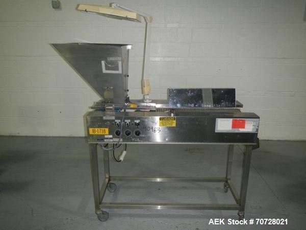 Used- Proquip Tablet Inspection Belt, Model IS 20B