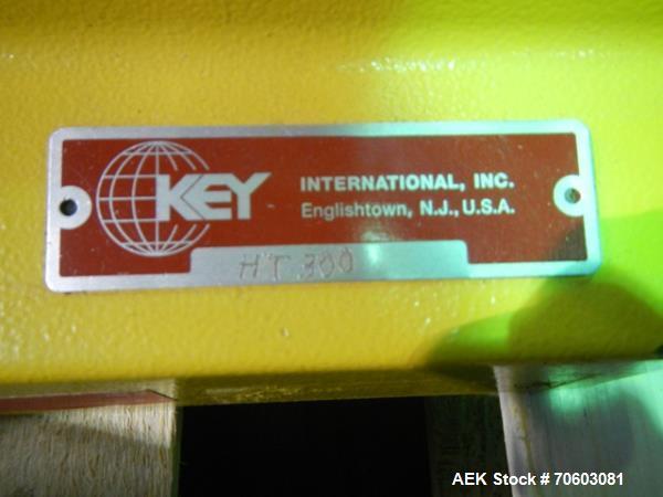 Used- Key International Hardness Tester, Model HT500,