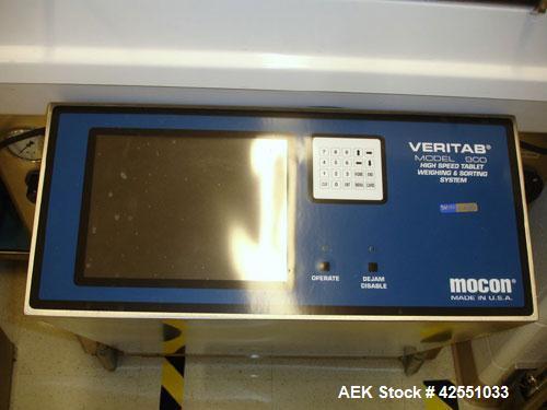Used- Mokon Varitab Counter, Model 900 with enclosure
