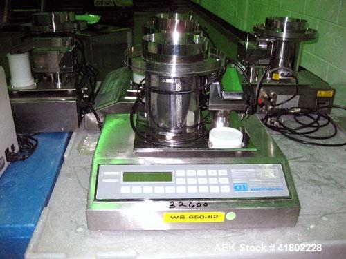 Used- CI Electronics Tablet/Capsule Checkweigher, Model 265/6. 115 volt. Serial# TP-649.