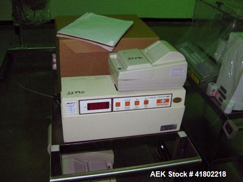 Used- Scheonig Tablet Tester, Model 60 D, sn 1204 with printer