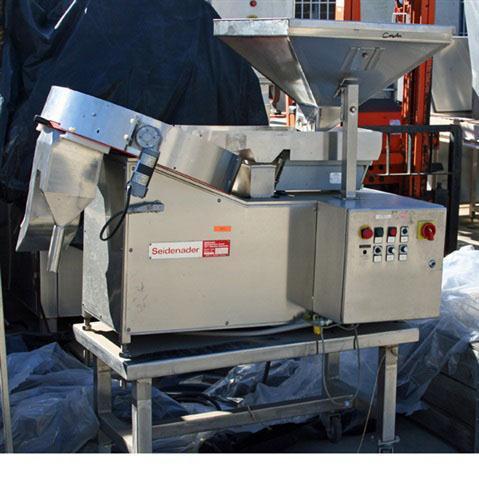 Used- Stainless Steel Seidenader Tablet Sorter, Model L 650,