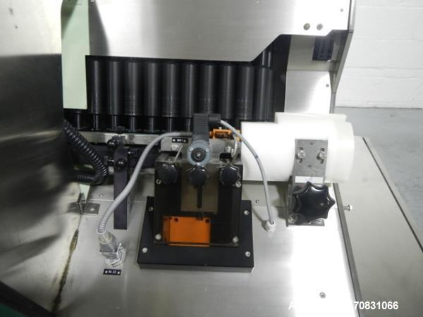 Used- Seidenader inspection unit, model V90-AVSB/60-LR
