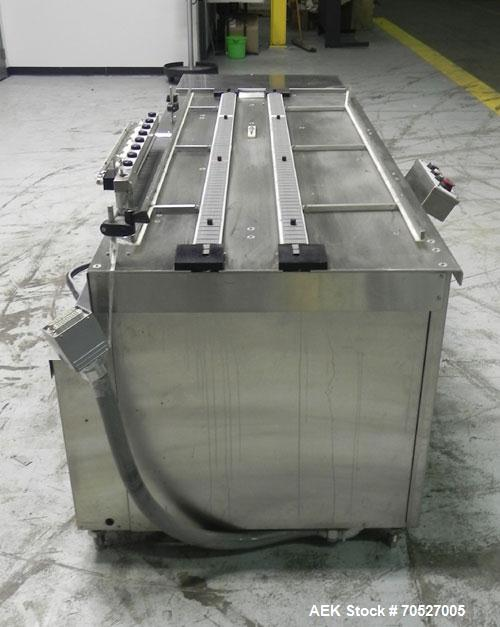 Used- Cozzoli Model BT-400 Vial Tray Loader