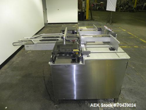 Used- Stainless Steel Dabrico Pharmaceutical Vial Trayer