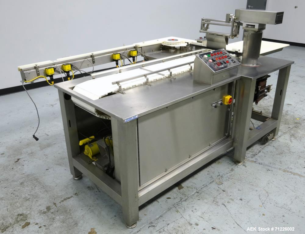 Used- TL Systems Model T-1700 Tray Loader