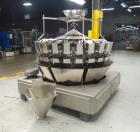 Used-Ishida CCW-M-224W-D/30-WP-3A Combination Net Weigh Scale for Shredded Chees