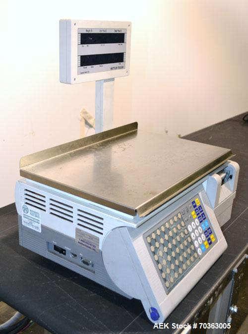 Used- Mettler-Toledo Stand Alone Scale, Model 8450