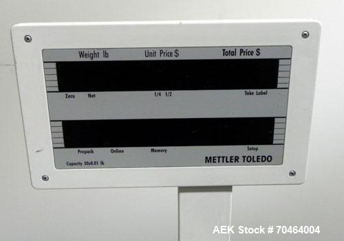 Used- Mettler-Toledo Stand Alone Scale, Model 8540