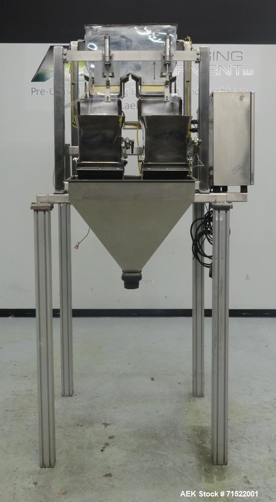 Used- Parsons Eagle Linear Net Weigh Scale, Model LS2.