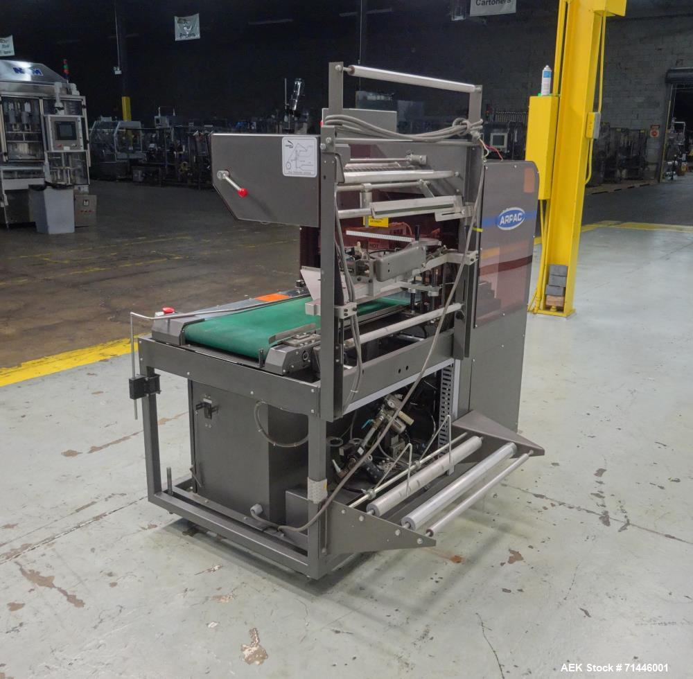 Used- Arpac Hanagata Model L-18 Automatic L-Bar Sealer
