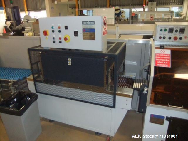 Used- Benison Automatic L-Sealer, Model LSA504CE