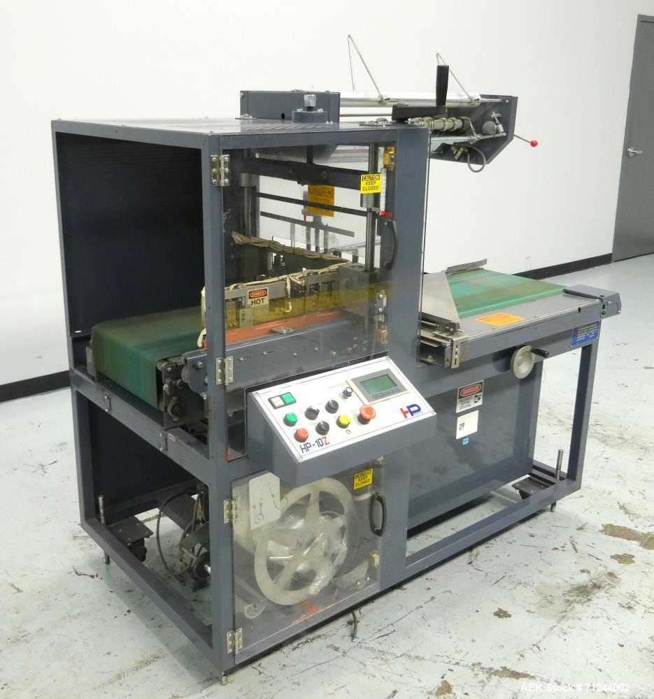 Used- Hanagata Model HP-10Z Automatic L-Bar Sealer
