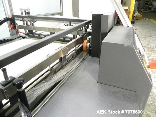 Used- Preferred Packaging Model PP-9070CS Automatic Shrink Wrapper