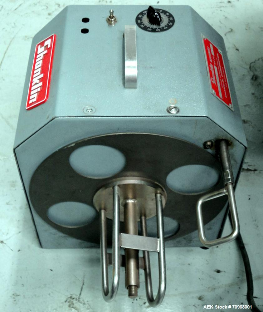 Used- Shanklin Model A27A Automatic L Bar Sealer