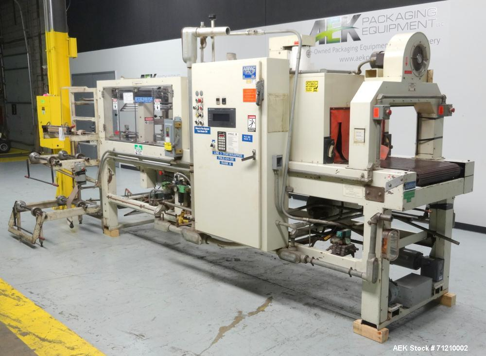 Used- Arpac Model 105 TW-24 Automatic Shrink Bundler
