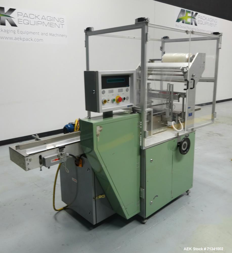 Used- CAM Packaging Model ASB-38 Automatic Shrink Bundler or Stretch Bander