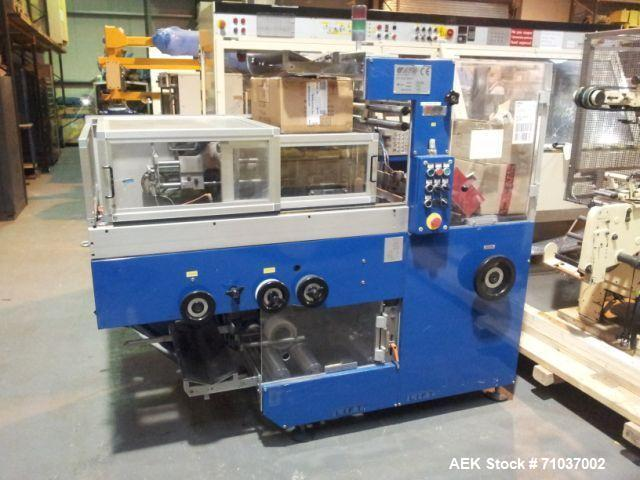 Used- BFB Overwrapper; Model MS500-S