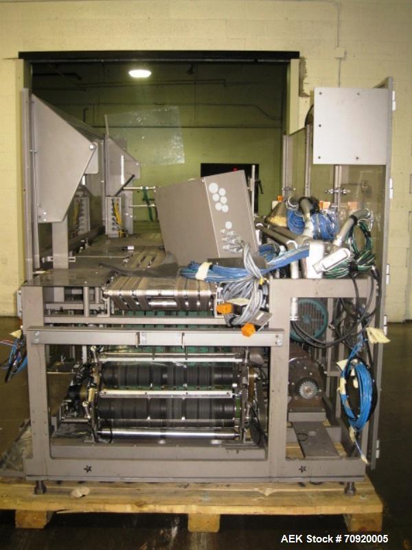 Used- Douglas Model MW4 Bundler Wrapper