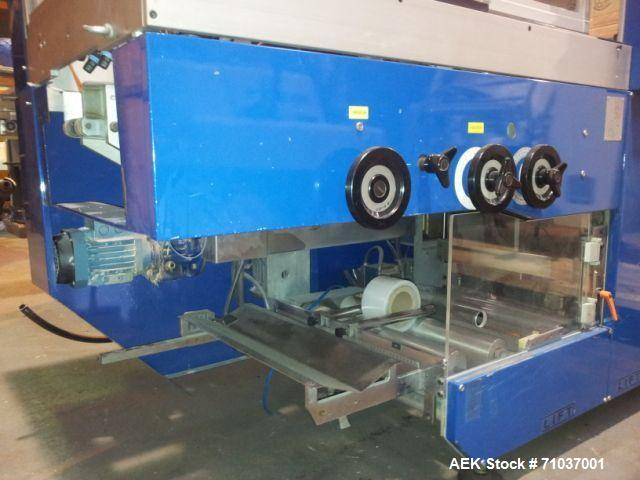 Used-IMA BFB MS500 Shrink Bundler or Stretch Bander