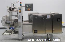 Used- Tetra Pak Model TTS 51 (Tray) Shrink Bundler/Wrapper