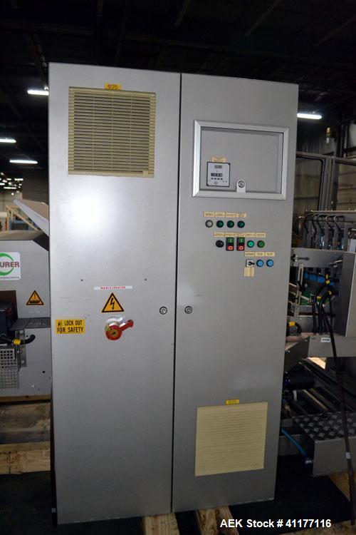 Used- Meurer Shrink Bundler, Model CM/SB 60